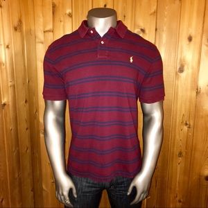 Polo Ralph Lauren Striped Men's XL Polo